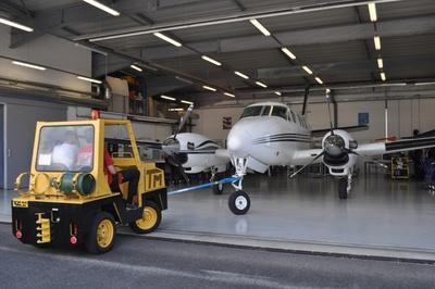 Offre div'air Tracteur d'aéroport - TRACMA