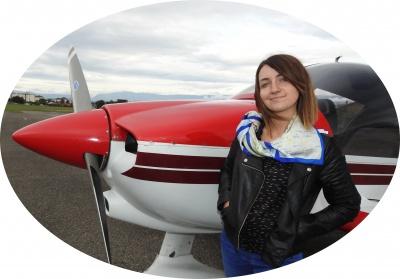 Offre équipement pilote Carte aéronautique à dérouler … en soie véritable !