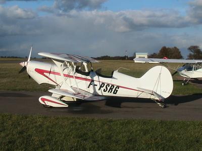 Vente avion Acrosport 2 Biplace