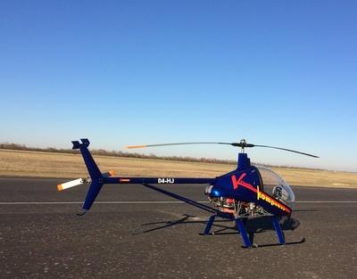 Vente hélicoptère Helisport Kompress Charlie