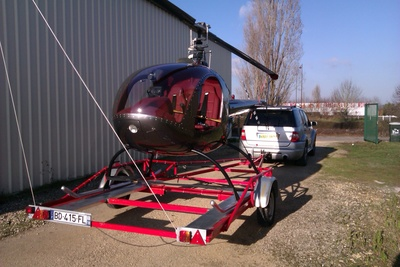 Vente hélicoptère Rotorway Exec / Talon