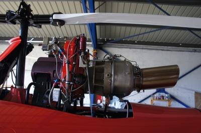 Vente hélicoptère Fama Kiss K209 M