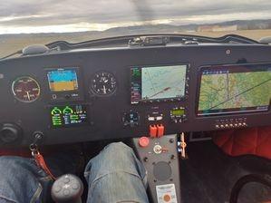 Vente ULM Esqual Vm1 Rotax 912 Is