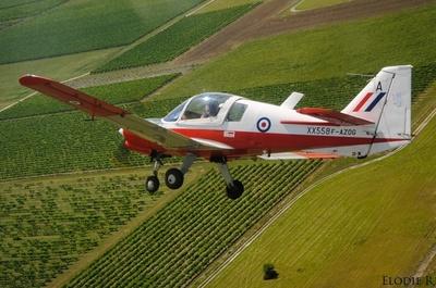 Vente avion Scottish Aviation Bulldog Tmk1