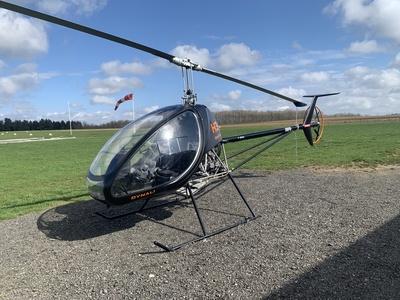 Vente hélicoptère Dynali H3 Injection