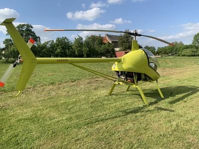 Vente hélicoptère Kompress Ch7 Charlie