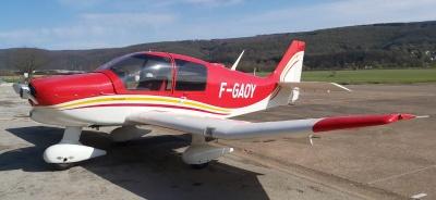 Vente avion Robin Dr400/108