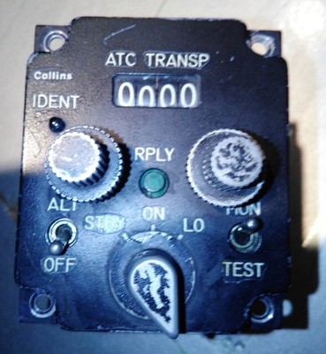 Vente transpondeur Rockwell Collins 613L-3