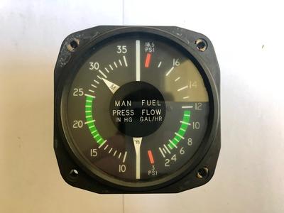Vente manomètre admission Cessna 172