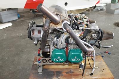 Vente motorisation Rotax 912 Uls